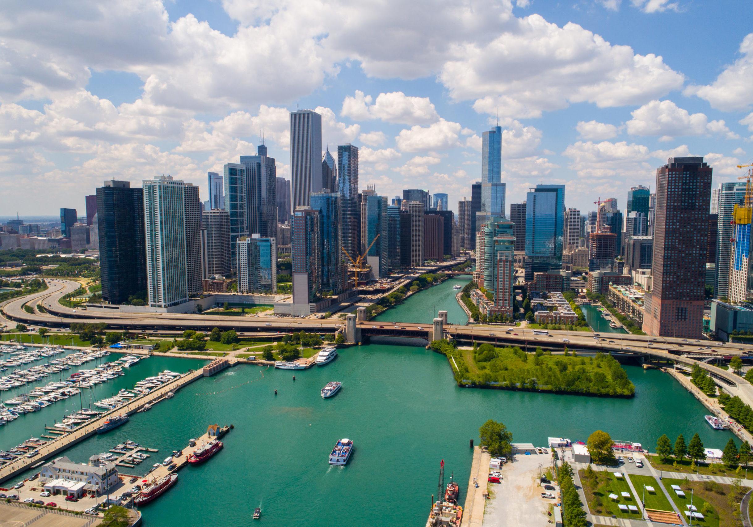 Chicago Tower Bestway Freight
